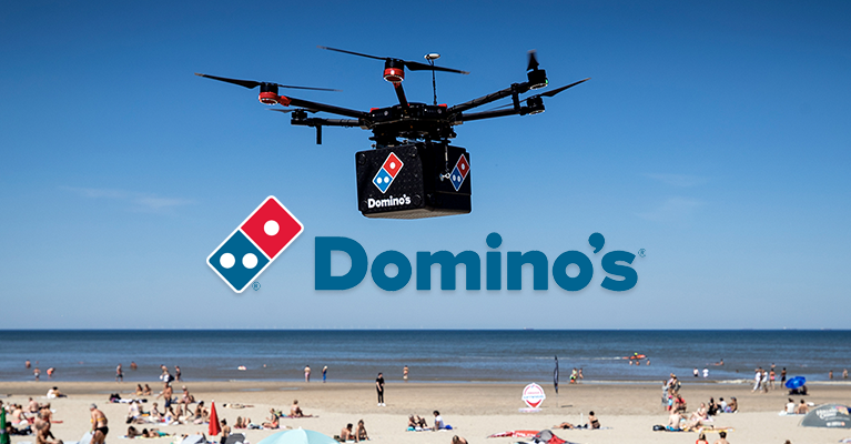 Domino's Pizza Order Anywhere