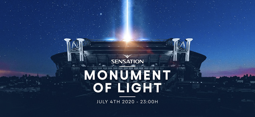 Sensation Monument of Light '20